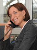 Rechtsfachwirtin Cathrin Geiger